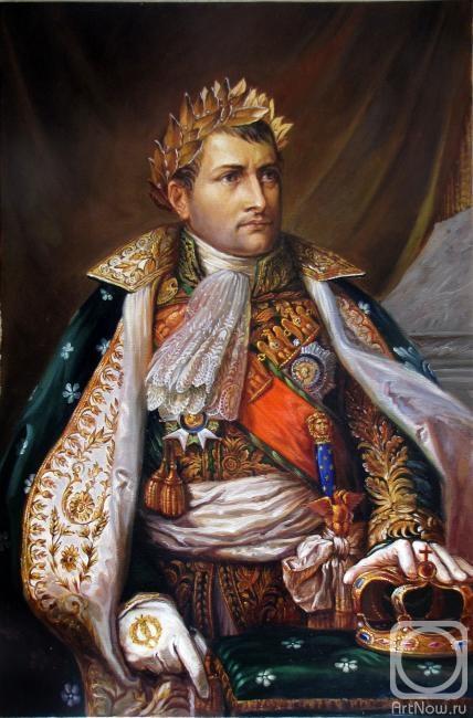 Родионов Игорь. Наполеон I Бонапарт (интерпретация)