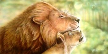 Lion's tenderness