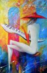 Naked Music. Moiseyeva Liana