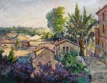 """Картина """"Утро в Иерусалиме"""". Щеголь Георгий"""