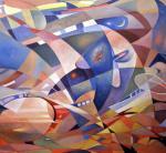 Абстракт 2 (Весенняя). Герасимов Владимир