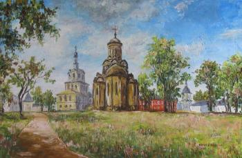 Saviour Cathedral and the Archangel church Andronicus Monastery. Kruglova Svetlana